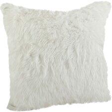 Shoshana Faux Fur Throw Pillow
