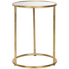 Girard End Table by Alcott Hill