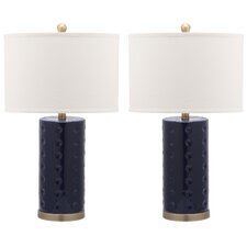 "Landon 26"" Table Lamp (Set of 2)"
