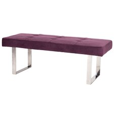 Wayne Upholstered Bench by Iconic Home