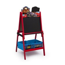 Cars Double Sided Board Easel