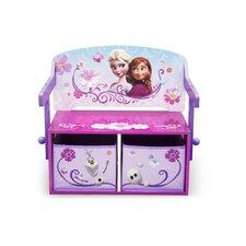 Frozen Toy Storage Bench