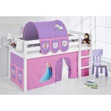Kinderbetten for Frozen vorhang hochbett