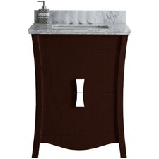Bow 23.54 Single Bathroom Vanity Set by American Imaginations