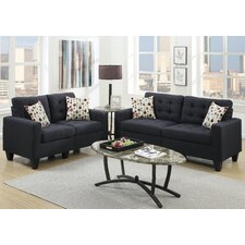 Kayla Sofa and Loveseat Set  by A&J Homes Studio