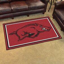 NCAA University of Arkansas Rug