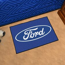 Ford - Ford Oval Tailgater Mat