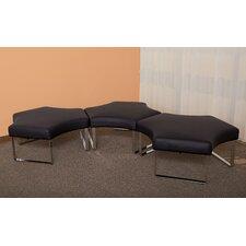 Three Seat Bench with Gangable