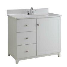 "30"" Single Bathroom Vanity Base"