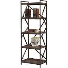 Lifestyles Studio Living 72 Etagere Bookcase by Imagio Home by Intercon