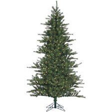Southern Peace Pine 10' Green Artificial Christmas Tree with 1150 LED Clear Lighting with Stand