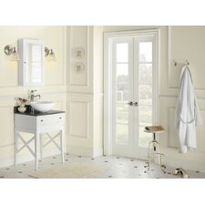 Angelica 23 Bathroom Vanity Set with Mirror by Ronbow