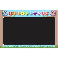 Wall Mounted Chalkboard