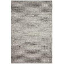 Estate Hand-Woven Gray Area Rug