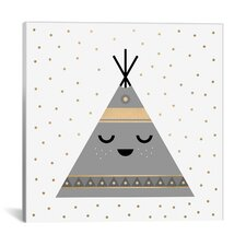 Colbie Little Teepee Canvas Art