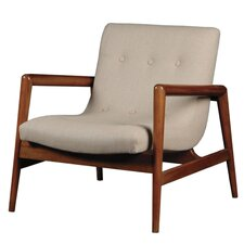 Gustav Armchair by French Heritage