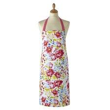Floral Romance Cotton Apron