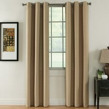 Indoor/Outdoor Thermal Curtain Panels (Set of 2)