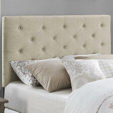 Schwartz Full/Queen Upholstered Panel Headboard