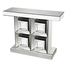 Coventry Mirrored Console Table by House of Hampton