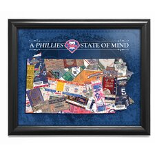 'Pennsylvania State of Mind' Framed Wall Art