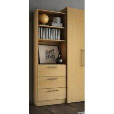 Lower Weston 3 Drawer Storage Unit
