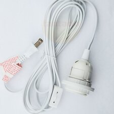Single Socket Pendant Light Cord Kit