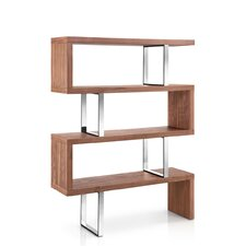 Lorne 67 Accent Shelf Bookcase by Everly Quinn