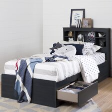 Aviron Twin Mate's Bed with Drawers