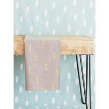 Warm Grey Double Spike Tea Towel