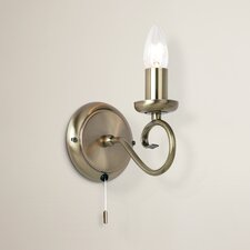 Stanley Classic 1-Light Candle Sconce