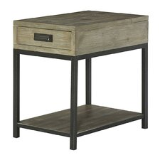 Parsons End Table by Hammary