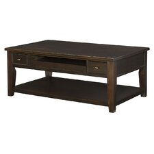Boulevard Coffee Table by Hammary