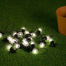 Festoon 20 Light LED Globe String Lights