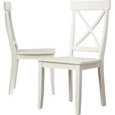 Parkerton Solid Wood Dining Chair (Set of 2)