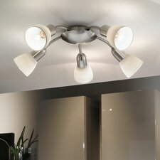 Dakar 5 Light Ceiling Spotlight