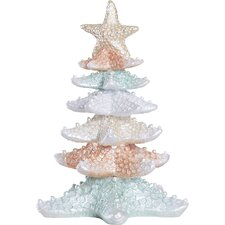 Christmas Elegance Starfish Tree