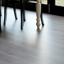 "7-16/25"" Direct Print Plank - Micro Bevel Cork Flooring in Grey Oak"
