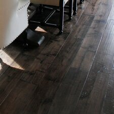"Farmhouse 7-1/2"" Engineered Maple Hardwood Flooring in Tobacco"