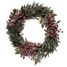 Winterbeere 54cm Wreath