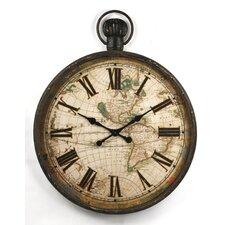 """Iron 30"""" Clock"""