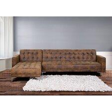Delia 4 Seater Corner Sofa Bed