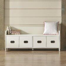 Edwards 4-Drawer Storage Bench
