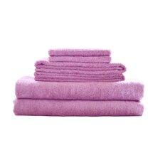 Rayon from Bamboo Fiber 6 Piece Towel Set