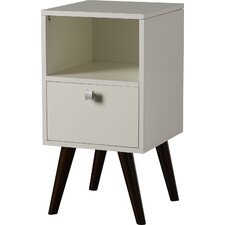 Carneal 1 Drawer Nightstand