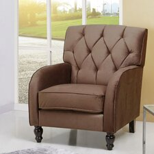 Daughtrey Tufted Back Armchair by Darby Home Co