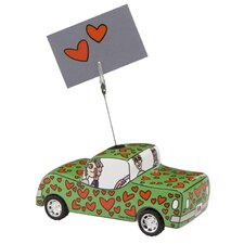 Memohalter Love Car Pop Art