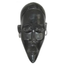 Elegance Cameroon Wood Mask Wall Décor