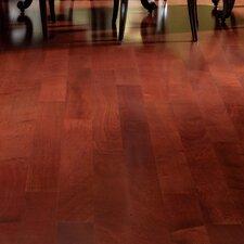 "3-1/2"" Engineered African Mahogany Hardwood Flooring in Natural"