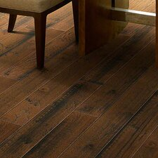"""5"""" Engineered Hickory Hardwood Flooring in Lakeview"""